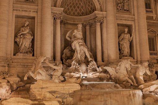 3 najpiękniejsze miejsca w Rzymie