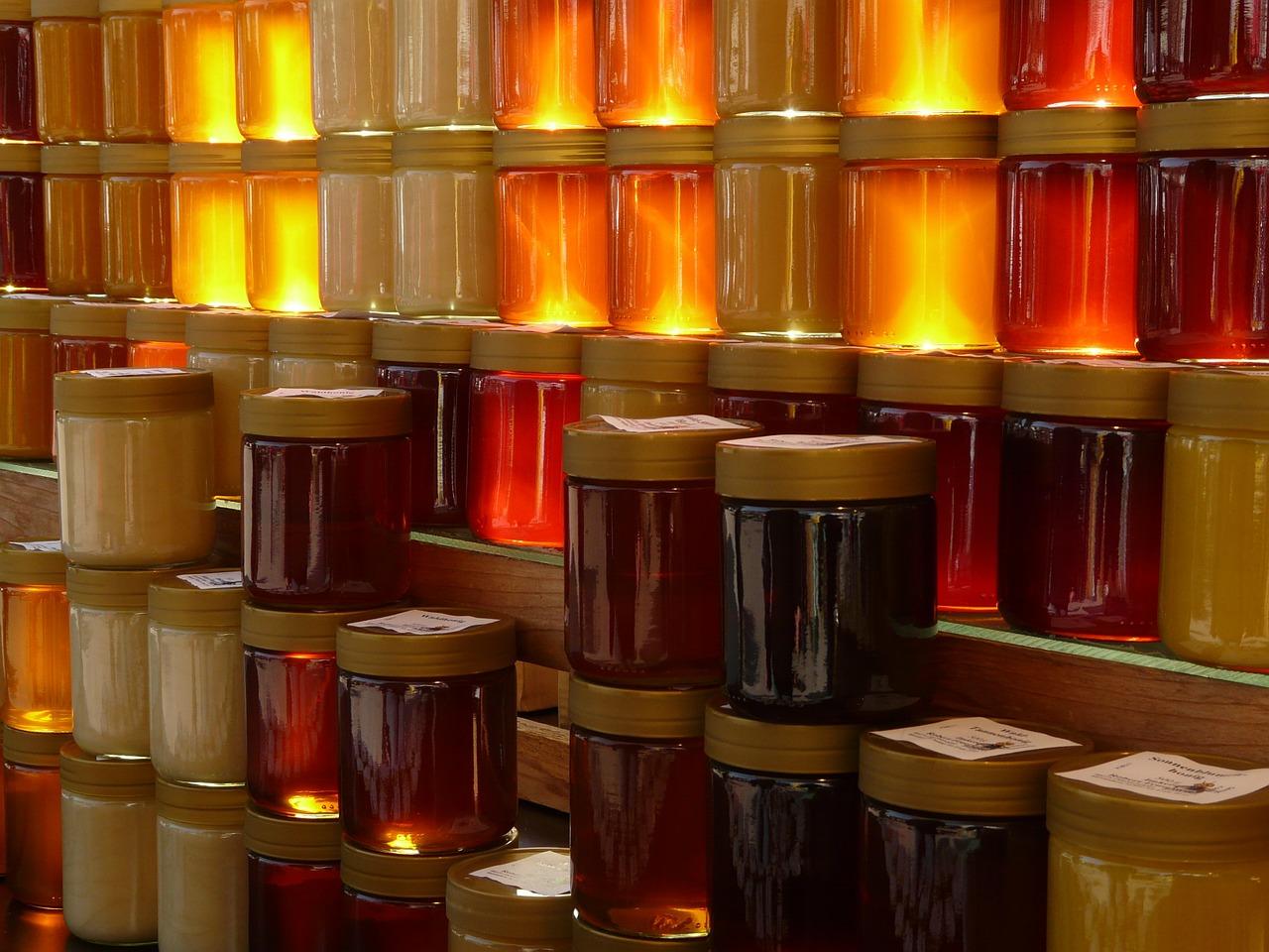 Miody – naturalne antybiotyki oraz zdrowe i smaczne słodycze!